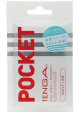 POCKET TENGA WAVE LINE