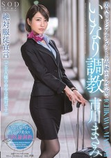 Beautiful Cabin Attendant Trained in the Hotel