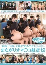 O MO TE NA SHI Airline 12