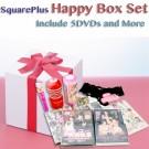 SquarePlus Happy Treasure Box!!!