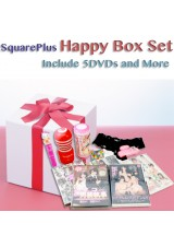 SquarePlus Happy Treasure Box!!!